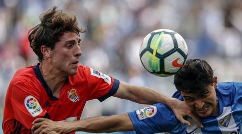 מלחמה על כדור גובה (La Liga)