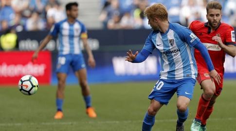 קקו ממתין לכדור (La Liga)