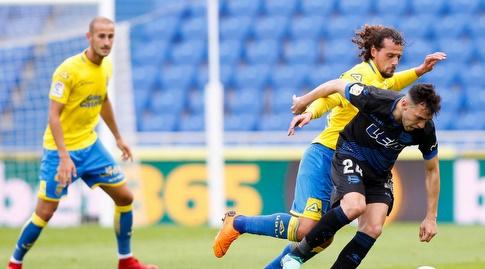 מוניר שומר על הכדור (La Liga)
