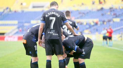 אלאבס אחרי עוד שער (La Liga)