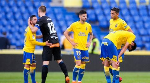 לאס פלמאס מאוכזבת (La Liga)