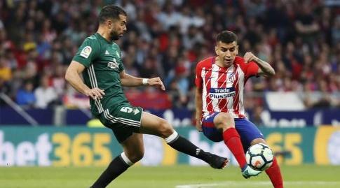 אנחל קוראה מקדים את ג'ורדי אמאט (La Liga)