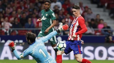 טורס מקפיץ מעל חימנס. זה לא הספיק (La Liga)