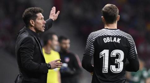 דייגו סימאונה ויאן אובלק (La Liga)