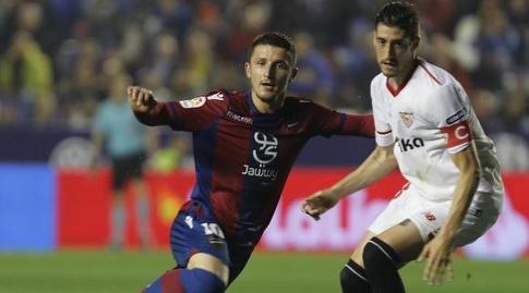 אניס בארדי מול סרחיו אסקודרו (La Liga)