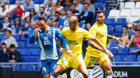 סרחיו גארסיה מול אלכס גאלבס (La Liga)