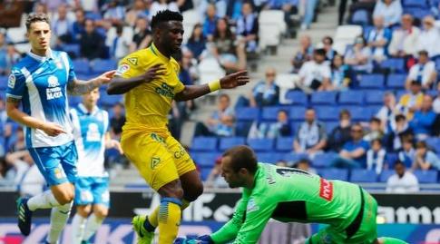 אזקייל מול פאו לופס (La Liga)