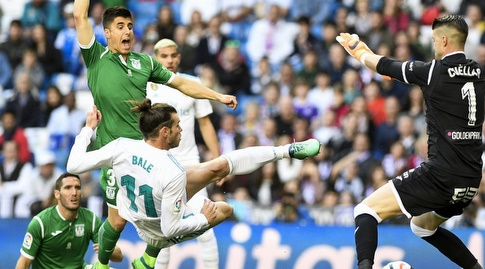 גארת' בייל כובש (La Liga)