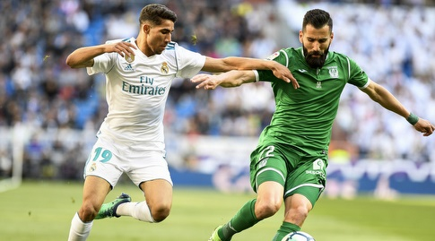 אשרף חכימי מול דימיטריס סיובאס (La Liga)