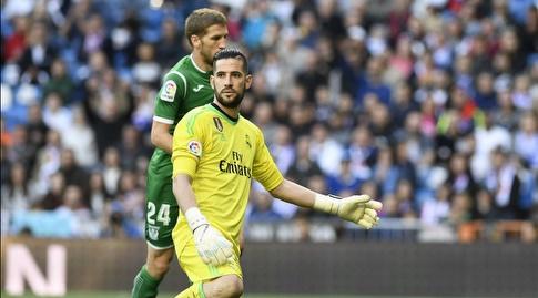 קיקו קאסייה מאוכזב (La Liga)