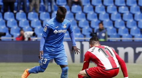 נ'דיאייה מול בניטס (La Liga)