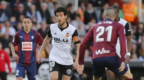 פארחו. ולנסיה הייתה מסוכנת יותר בפתיחה (La Liga)