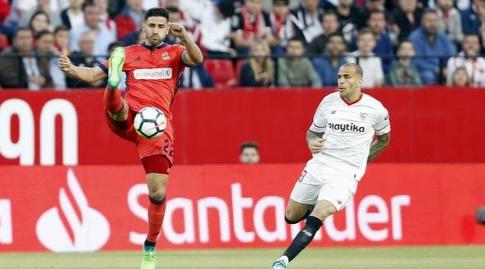 ראול נבאס מול סנדרו רמירס (La Liga)