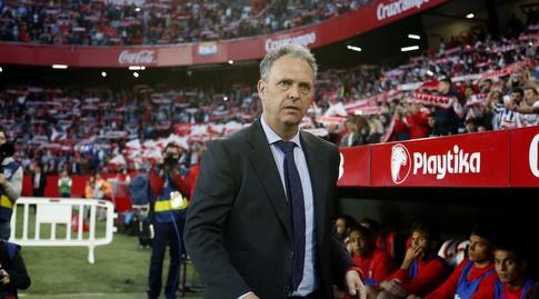 חואקין קפארוס. ברוך השב (La Liga)