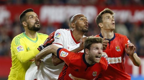 שחקני שתי הקבוצות (La Liga)