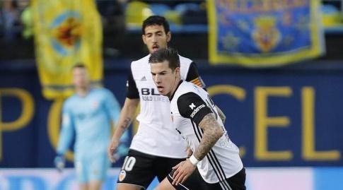 סאנטי מינה ודני פארחו (La Liga)