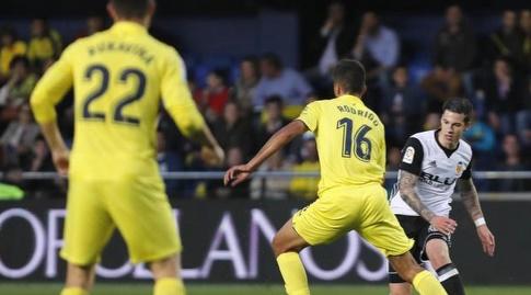 סאנטי מינה מול רודרי הרננדס (La Liga)