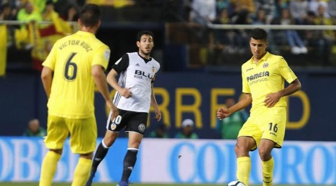 רודרי הרננדס עם הכדור (La Liga)