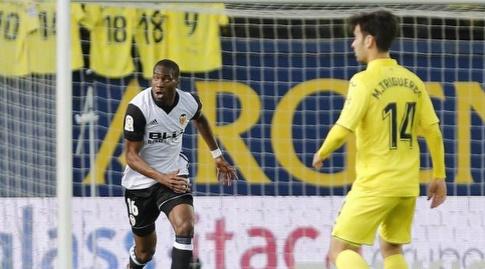 ג'ופרי קונדוגביה מול מאנו טריגרוס (La Liga)