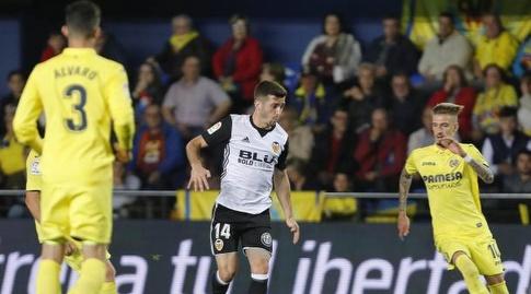 סאמו קסטייחו מול חוסה גאיה (La Liga)