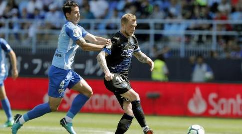 יון גידטי עם הכדור (La Liga)