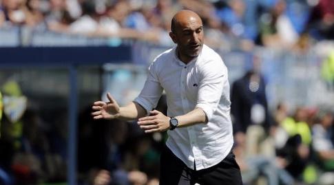 אבלרדו לא מרוצה (La Liga)