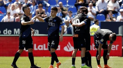 שחקני אלאבס. לא כוחות (La Liga)