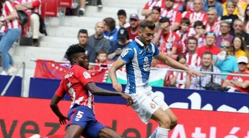 תומאס פארטה מנסה לעצור את לאו בפטיסטאו (La Liga)