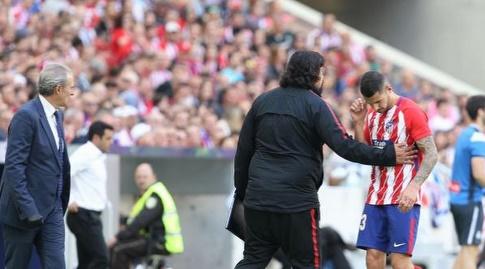 ויטולו יורד מכר הדשא (La Liga)