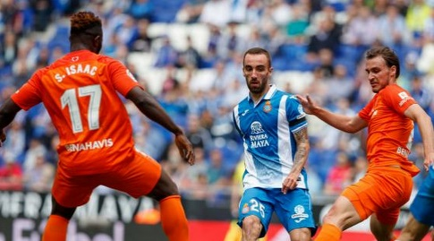 סרג'י דארדר מול אייזק סקסס (La Liga)