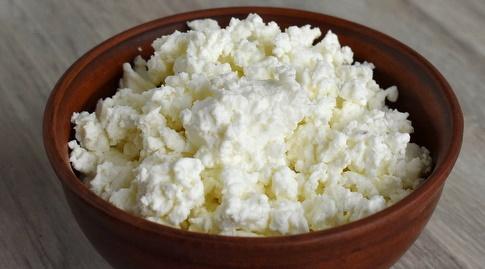 גבינת קוטג'. דוגמה מצוינת למנת חלבון בכל ארוחה(מערכת ONE)