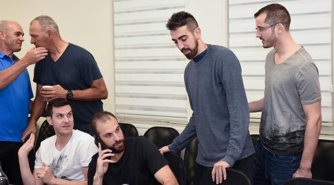 שחקני ליגת ווינר סל בישיבה (נעם מורנו)