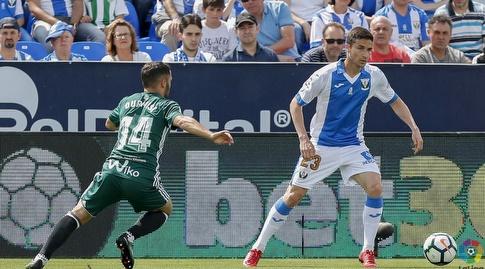 אומאר ראמוס עם הכדור (La Liga)