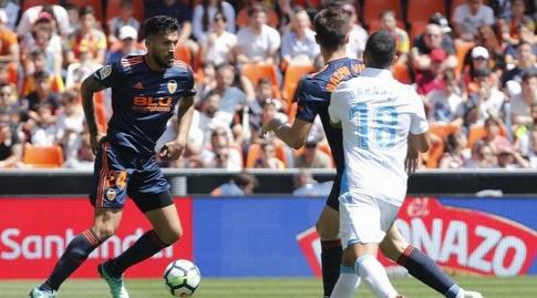 אסקייל גאראי עם הכדור (La Liga)