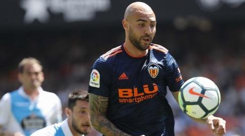 סימונה זאזה עם הכדור (La Liga)