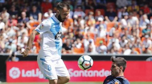 אמרה צ'ולאק עם הכדור (La Liga)
