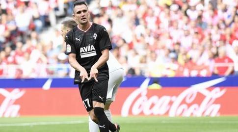 קיקה גארסיה חוגג (La Liga)