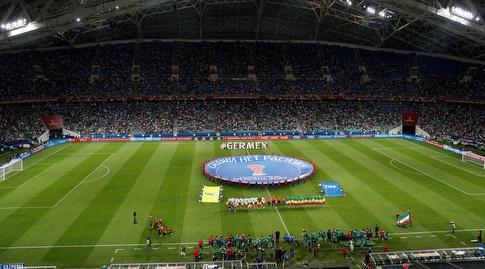 אצטדיון פישט בגביע הקונפדרציות (רויטרס)