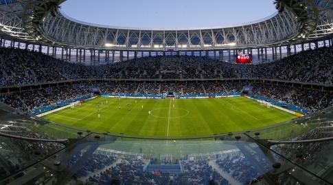 אצטדיון ניז'ני (רויטרס)