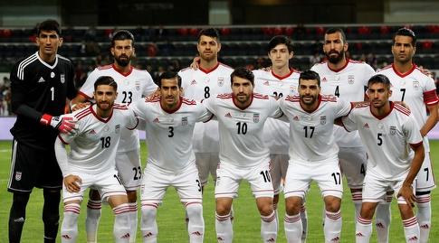נבחרת איראן (רויטרס)