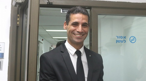 עורך הדין שי אליאס (אחמד מוררה)