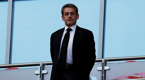 נשיא צרפת לשעבר ניקולה סרקוזי (רויטרס)