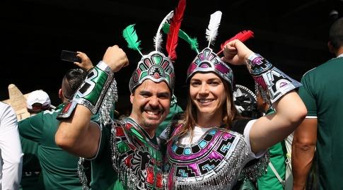 אוהדי מקסיקו (רדאד ג'בארה)
