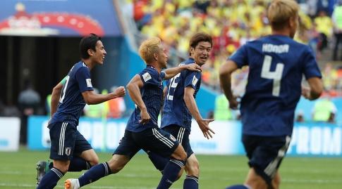 שחקני יפן בטירוף (רויטרס)