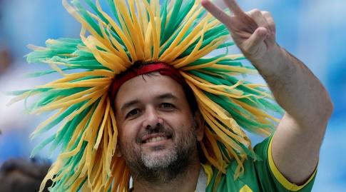 אוהד ברזיל (רויטרס)