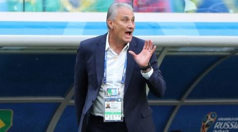 צ'יצ'י במהלך המשחק של ברזיל נגד קוסטה ריקה (רויטרס)