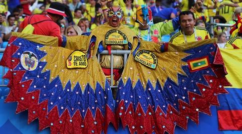הקולומביאנים יפרשו כנפיים עד לגמר? (רויטרס)