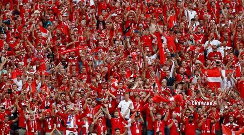 הקיר האדום של דנמרק (רויטרס)