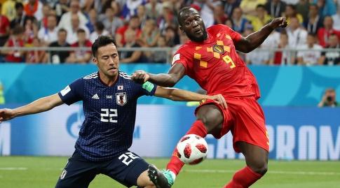 לוקאקו מול יפן. החלוץ המסוכן של בלגיה (רדאד ג'בארה)