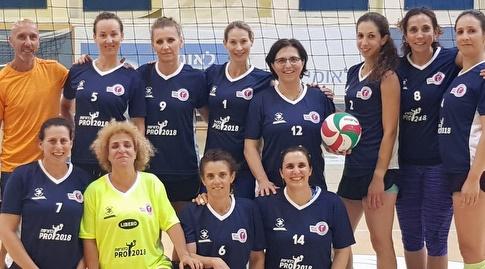 נבחרת חיפה (באדיבות איגוד הכדורשת)